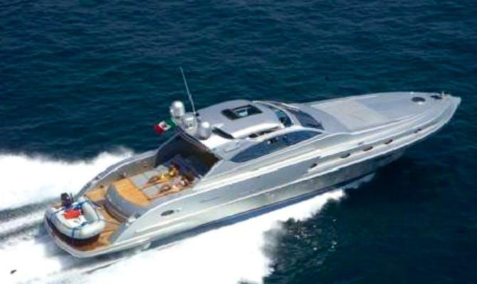 Charter 58' Conam Power Mega Yacht in Napoli, Italy