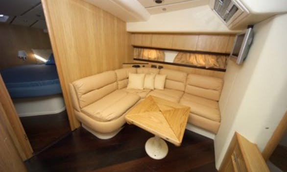 Charter 46' Conam - Theorema Motor Yacht in Napoli, Italy