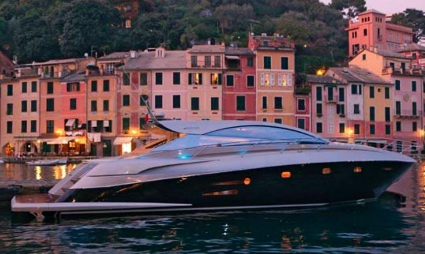 Charter 55' Sogica Openbridge Power Mega Yacht in Napoli, Italy