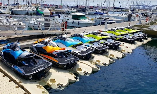 Jet Ski Rental In Port Saplaya, Valencia
