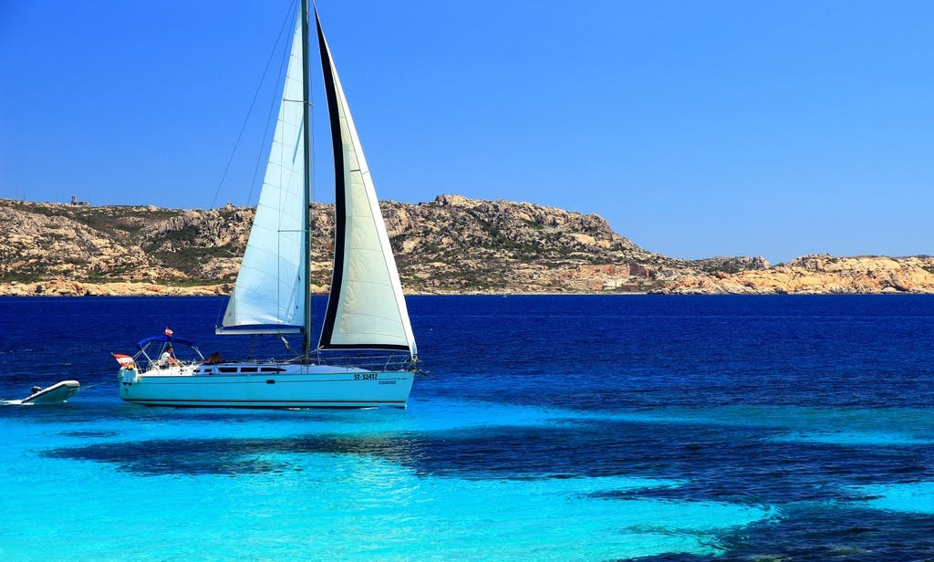 Excursions/Charter in La Maddalena National Park Italy