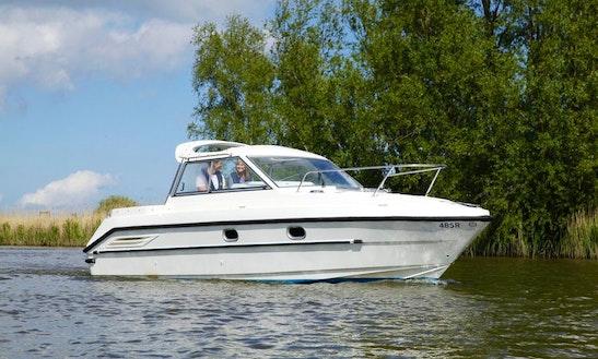 Skipper Boat Charter In Horning