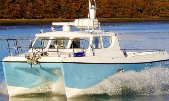 Catamaran Charter 'emma Jayne' In Selsey