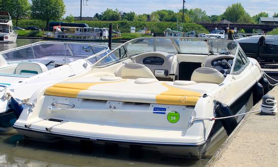 Motor Yacht Rental In Ghent