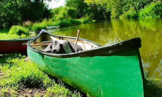 Canoe Rental In Wroxham