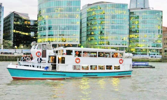 Cruise The River On The Tideway