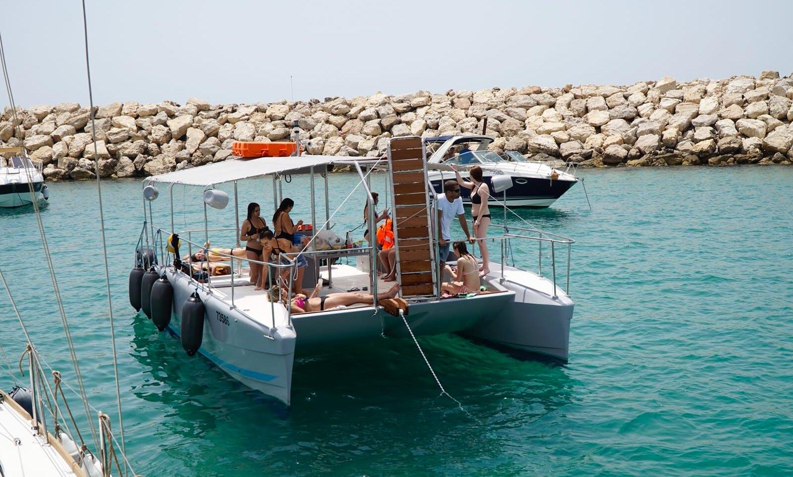 Power Catamaran in תל אביב יפו
