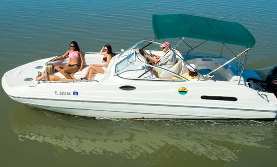 Deck Boat Rental In Bonita Springs