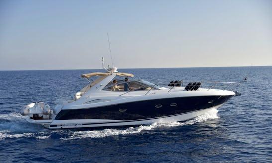 46' Sunseeker Portofino Motor Yacht For Charter In Il-gżira, Malta