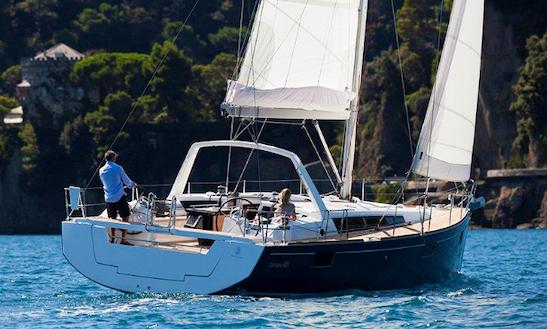 48' Beneteau Oceanis Cruising Monohull For Charter In Il-gżira, Malta