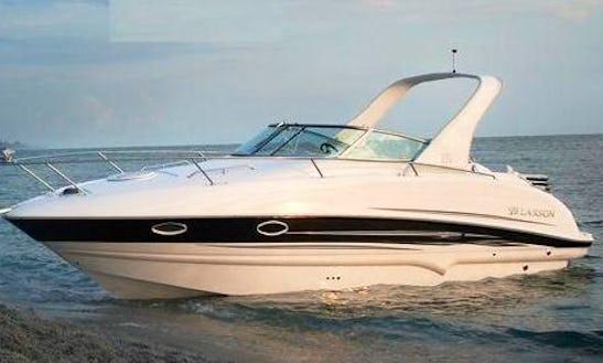 Motor Yacht Rental In Altea