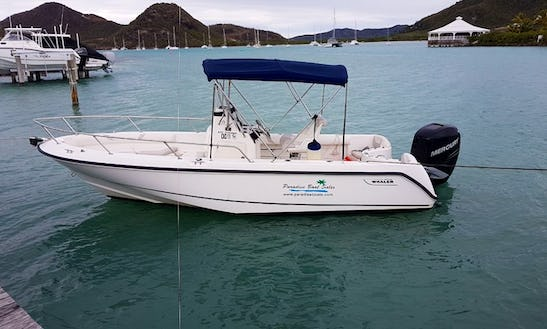 Center Console Rental In Jolly Harbour