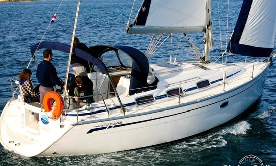 Amazing Bavaria 33 Sailing Yacht For Charter In Thailand