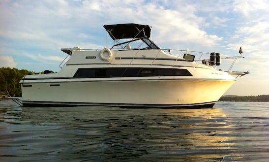 Spacious Motor Yacht Charter/rental In Washington Dc