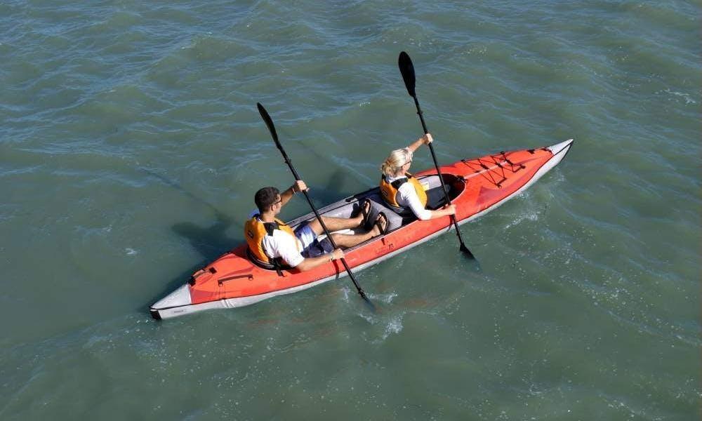 Kayak in Split