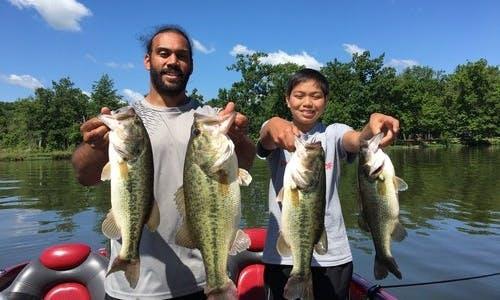 Guided Fishing Trip in Basehor, Kansas