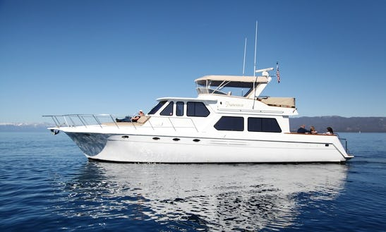 Charter A 12 Person Custom Luxury Yacht In Marina Del Rey, California On You Next Get Away!