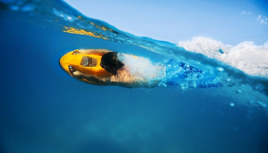 Diving With Seabob
