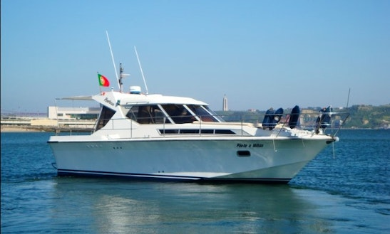 Affordable Fishing Charter In Cascais, Portugal