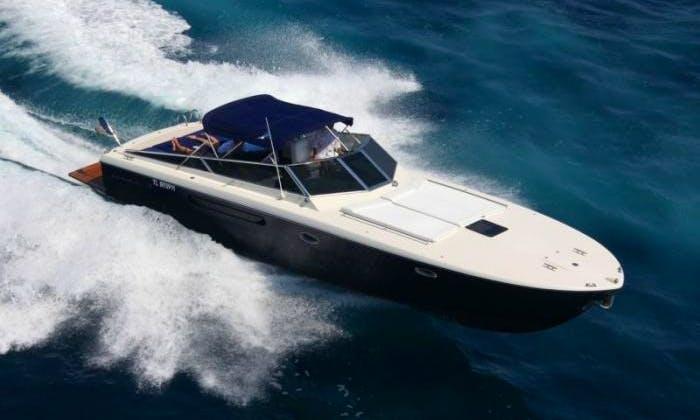 Motor Yacht rental in Sorrento