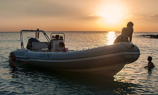Trimarin Inflatable Boat Ready To Explore Pula, Rovinj, Rabac, Poreč And Umag