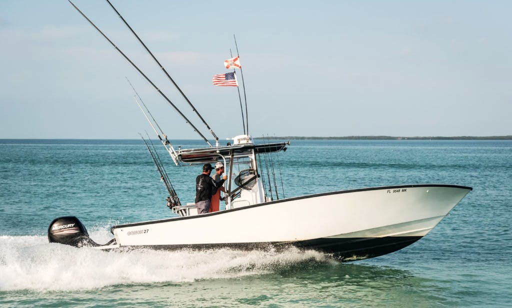 4-12 Hour Fishing Charters On Conch Center Console In Islamorada, Florida