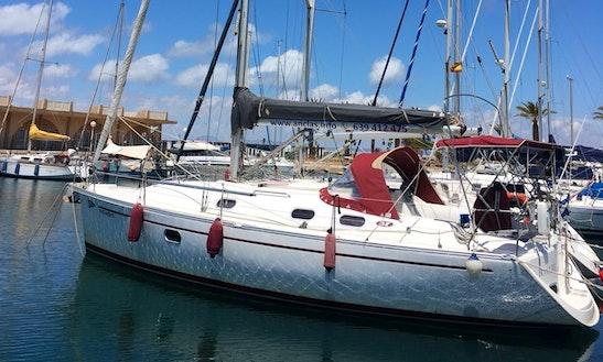 Wonderful Dufour Sail Boat 10 People