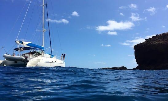 Hawaii Catamaran Charters (4 Hour Minimum)