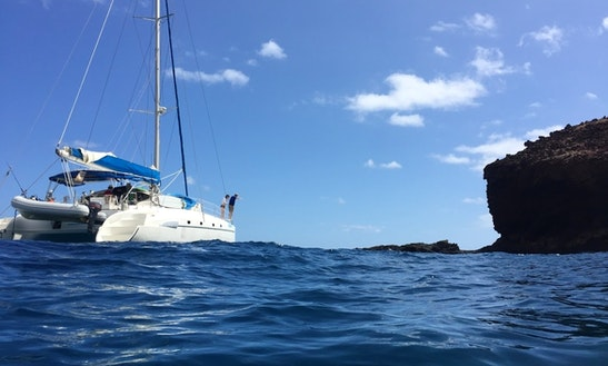 Hawaii Catamaran Charters