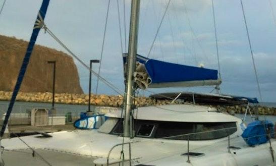 Cruising Catamaran Lahaina Lanai Molikai