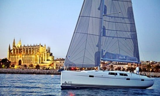 Charter This 6 Persons Hanse 415 Cruising Monohull Charter In Palma, Spain
