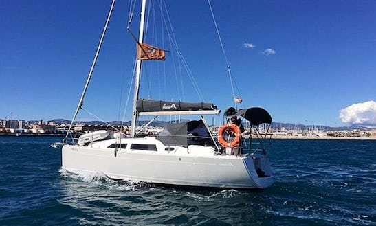 Charter This 8 Persons Hanse 325 Cruising Monohull Charter In Palma, Spain