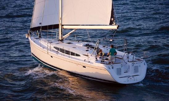 Sail Yacht Rental In Bar