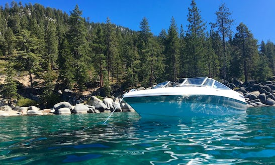 Fun In The Sun On Beautiful Lake Tahoe