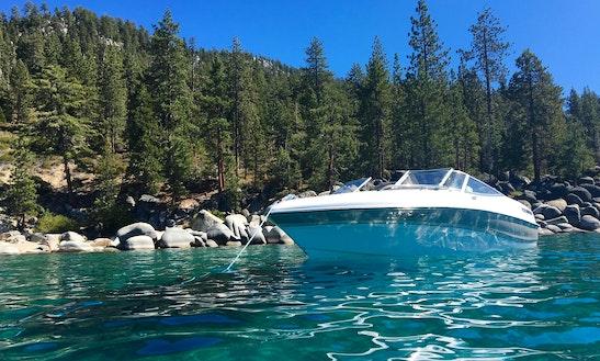 Bowrider In South Lake Tahoe