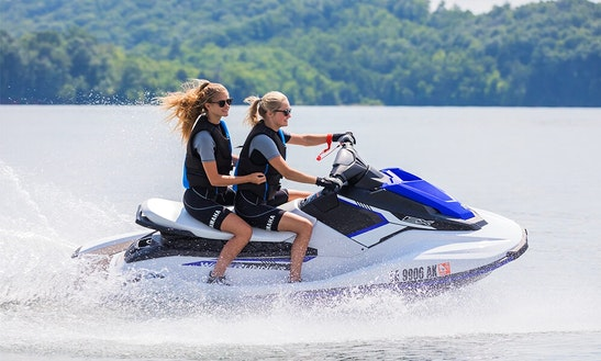 2018 Yamaha Waverunner Ex Rental In Denver