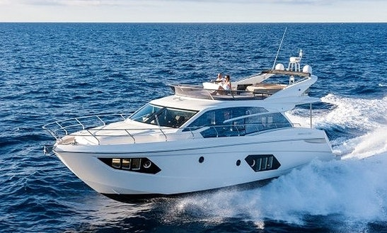 52' Absolute Power Mega Yacht Charter In Palma, Spain For 6 Persons