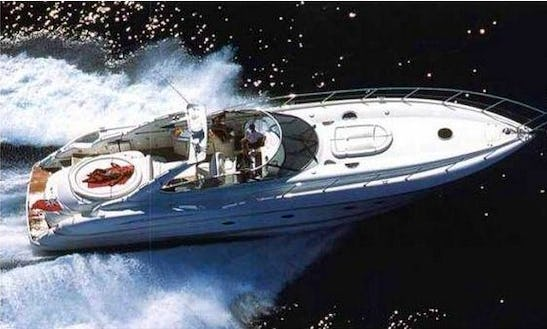 Discover Mallorca, Spain On 58' Sunseeker Predator Power Mega Yacht For Charter