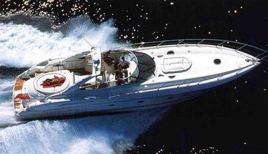 Discover Mallorca, Spain On 58' Sunseeker Predator Power Mega Yacht For Charter