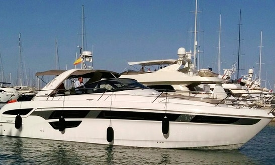 Enjoy Your Holiday On Bavaria 450 Motor Yacht In Mallorca, Spain
