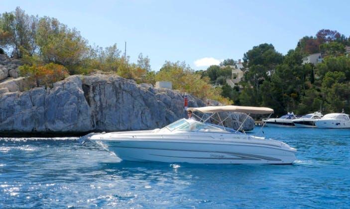 Enjoy Day Trips on Sea Ray 280 Motor Yacht in Mallorca, Spain