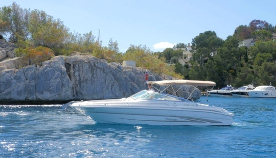 Enjoy Day Trips On Sea Ray 280 Motor Yacht In Mallorca, Spain