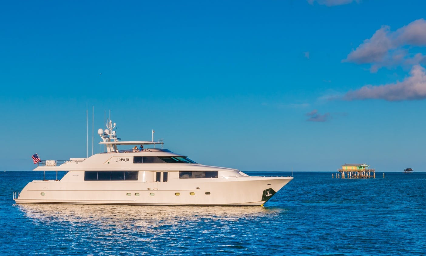 Luxury Yacht Rentals - 112' WESTPORT - Miami, Florida Keys & Bahamas!