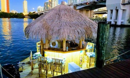 Tiki Boat Rental In North Miami Beach