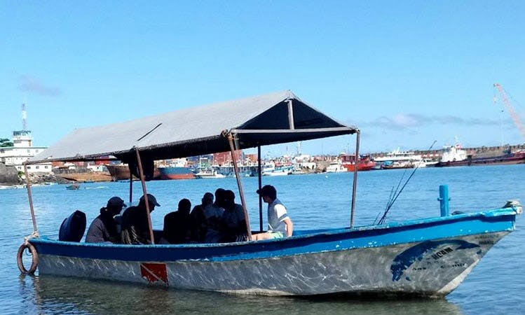Charter a Motor Boat in Grande Comore, Comoros