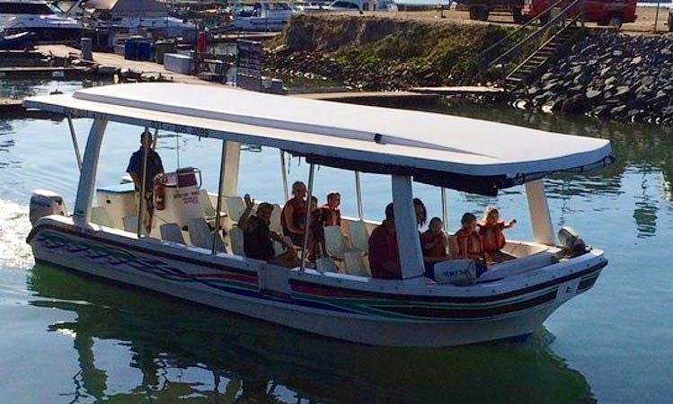 Charter Umlingo Passenger Boat in Durban, South Africa