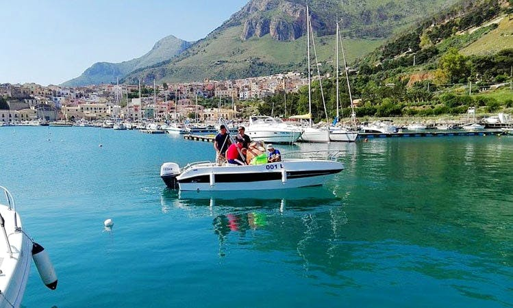Rent Blumax for 5 people in Castellammare del Golfo, Italy