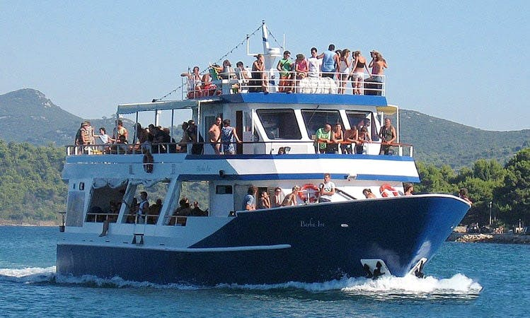 Exclusive Boat Tour to Kornati – Telašćica National Park from Zadar