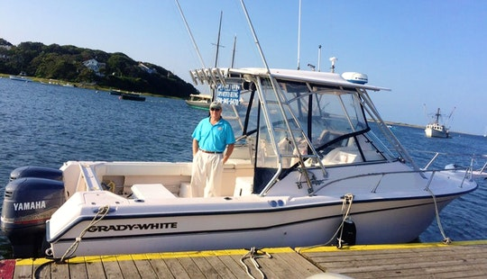 Cuddy Cabin/walk Boat Fishing Charter In Chatham, Massachusetts