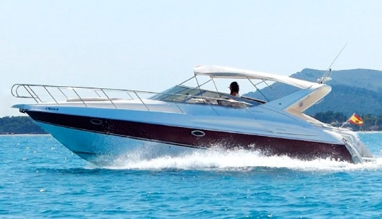 Cranchi 39 Endurance Motor Yacht For Rent At Port Of Alcudia, Balears